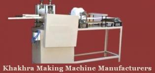 Khakhra Making Machine Manufacturer in Rajkot & Ahmedabad - Gujarat India