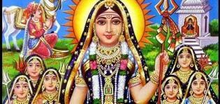 Khodiyar Maa Jayanti Date - Shri Khodal Mata Jayanti Celebration in Gujarat