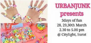 Kids Jewellery Making Workshop in Surat - Date and Venue Details