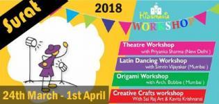 Kidsmania Art Fest 2018 Surat Event Date Time and Venue Details