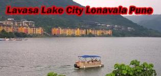 LAVASA Lake City Photos Latest Pictures near Lonavala Pune - Recent Images on October/ November