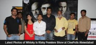 Latest Photos of Whisky Is Risky Premiere Show at CinePolis Ahmedabad