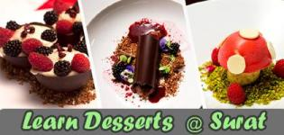 Learn 17 Types of Desserts in just 1 Day - Surat Venue and Date Details