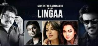 Lingaa Star Cast and Crew Details 2014 - Lingaa Movie Actress Actors Name