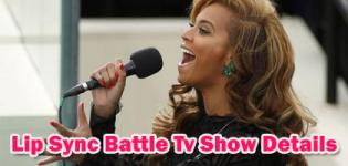 Lip Sync Battle Tv Show Details - Lip Sync Battle Star & Cast Information