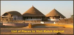 List of Places to Visit in Kutch Gujarat