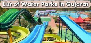 List of Water Parks in Gujarat India - All Famous Water Park in Gujarat