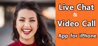 Live Video Chat App for iPhone - Talk to Strangers All over the World