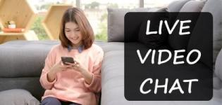 Live Video Chat App for iPhone
