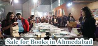 Lock the Box Bookchor's Warehouse Sale for Books in Ahmedabad City in 2018