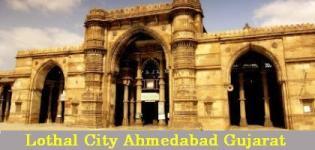 Lothal City Ahmedabad - Ancient Lothal History Ahmedabad Gujarat