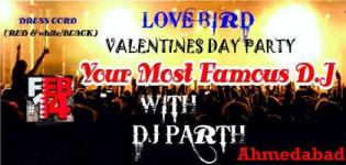 Love Bird Valentine Day Party 2017 in Ahmedabad at Cambay Sapphire on 14 February