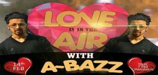 Love Is In The Air Valentines Day Party 2016 in Surat at Club Infinity with A-BAZZ
