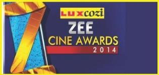 Lux Cozi Zee Cine Awards 2014 in India