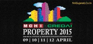 MCHI - CREDAI PROPERTY 2015 : 24th Real Estate Exhibition in MUMBAI on 9-10-11-12 April