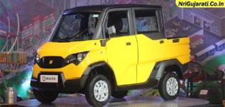 MULTIX First Personal Utility Vehicle Launched in Gujarat India by Eicher Motors and Polaris Industries