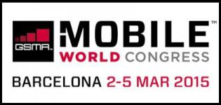 MWC 2015 - Mobile World Congress at Barcelona Spain on 2 to 5 March 2015