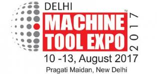 Machine Tool Expo 2017 in New Delhi at Pragati Medan