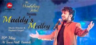 Maddy's Medley, Live Concert by Play Back Singer Mrunal Maddy in Bardoli