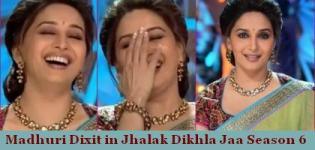 Madhuri Dixit in Jhalak Dikhla Jaa Season 6 - Photos - Promo - Pictures - Performance