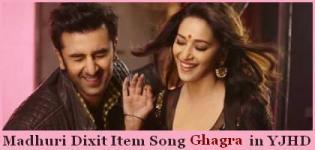 Madhuri Dixit Item Song in Yeh Jawani Hai Deewani - Madhuri Dixit Item Song 2013