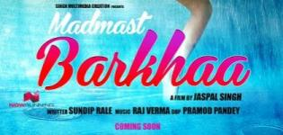 Madmast Barkhaa Hindi Movie Release Date 2015 - Star Cast & Crew