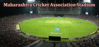 Maharashtra Cricket Association Stadium IPL 2017 Match Schedule - Rising Pune Supergiants Home Ground