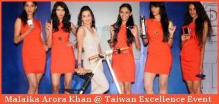 Malaika Arora Khan at Launch of Taiwan Excellence Cares Charity Program