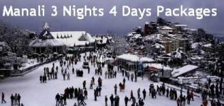 Manali 3 Nights 4 Days Package - Exotic 3 Nights 4 Days Package in Manali