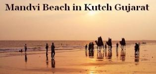 Mandvi Beach in Kutch Gujarat - Photos of Mandvi Beach Images Pics