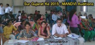 Mandvi City Audition Events Photos - SUR GUJARAT KE 2015 Singing Competition Gujarat