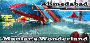Maniar's Wonderland - Famous Holiday Spot in Ahmedabad - Water Park Details