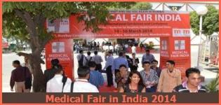 Medical Trade Fair India 2014 - International Medical Conferences and Exhibition 2014