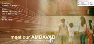 Meet Our Amdavad, Complete Information and History about Ahmedabad City for Children