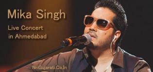 Mika Singh Live Concert in Ahmedabad - Dates / Schedule / Tickets