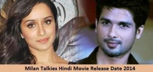 Milan Talkies Hindi Movie Release Date 2014 - Star Cast & Crew