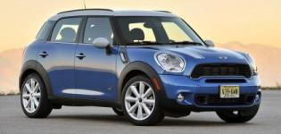 Mini Countryman Car Launched in India - Price & Specification - Photos