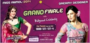 Miss Anmol 2014 - Upcoming Fashion Show Modeling Competition in Rajkot Gujarat