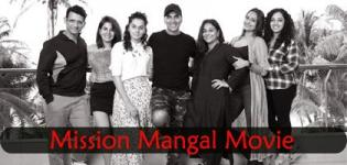 Mission Mangal Movie 2019 - Release Date and Star Cast Crew Details