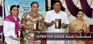 Mittal Chudgar Nanavatis OPEN THE DOOR Book Launched by JAY VASAVADA at Junagadh