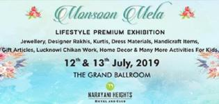 Monsoon Mela 2019 in Ahmedabad at Narayani Heights