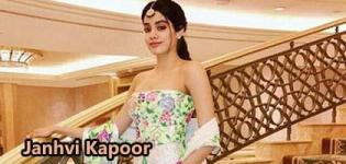 Most Awaited Bollywood Debutant Actress of 2018 - Personal Details of Janhvi Kapoor