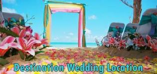 Most Awesome Wedding Destination in India - Location for Big Fat Indian Wedding