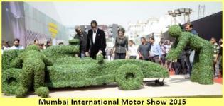 Amitabh Bachchan Inaugurates Mumbai International Motor Show 2015