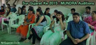 Mundra City Audition Events Photos - SUR GUJARAT KE 2015 Singing Competition Gujarat
