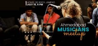 Musicians Meetup with Munaf Luhar 2018 for all Music Artist in your City Ahmedabad