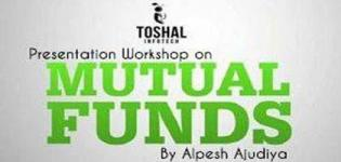 Mutual Fund Investment and Its Benefits Workshop by Alpesh Ajudiya in Surat