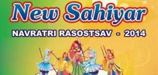 NEW Sahiyar Navratri Rajkot - NEW Sahiyar Raas Garba Event Dandiya Nights in Rajkot