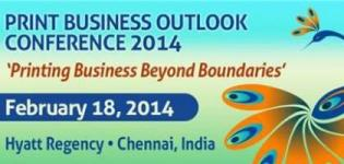 NPES Print Business Outlook Conference 2014 in India - Print Conference 2014