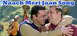 Naach Meri Jaan Salman Khan New Song of Tubelight Movie 2017
